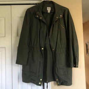 F21 Fall Utility Jacket